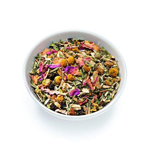 Чай Ronnefeldt Аюрведа травы с Имбирем