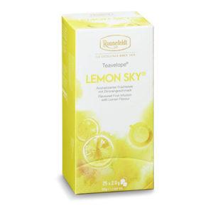 Чай Ronnefeldt Лимонное Небо