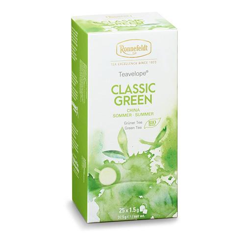 Чай Ronnefeldt Классический Зеленый