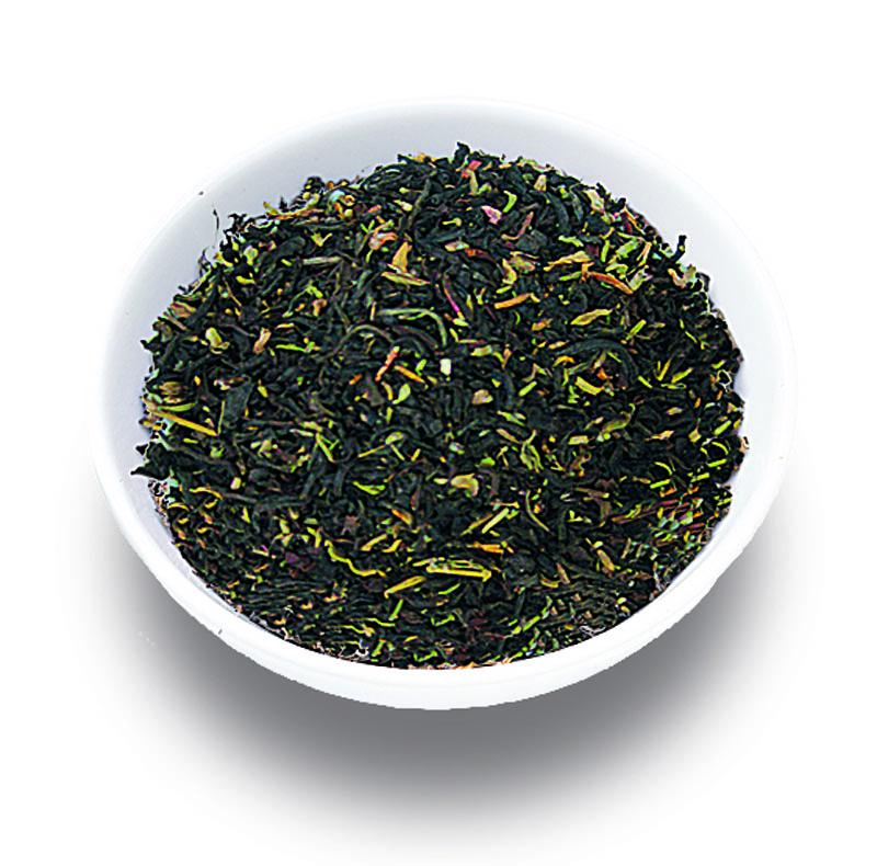 Чай Ronnefeldt Black and Thyme/Черный чай с чабрецом