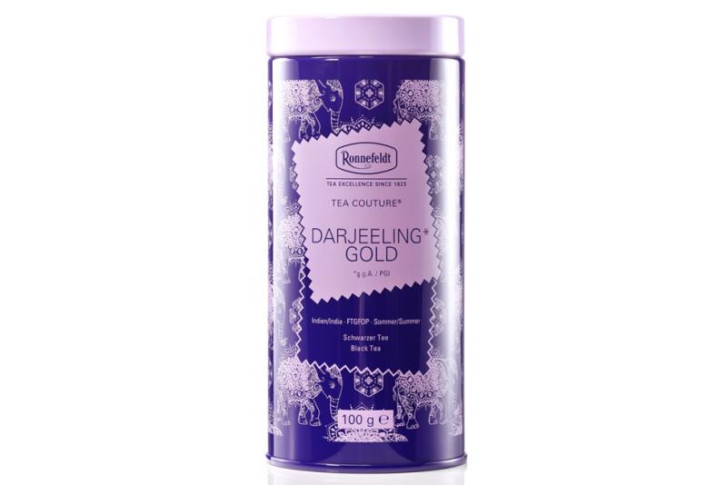 Чай Ronnefeldt Tea Couture Дарджилинг Голд
