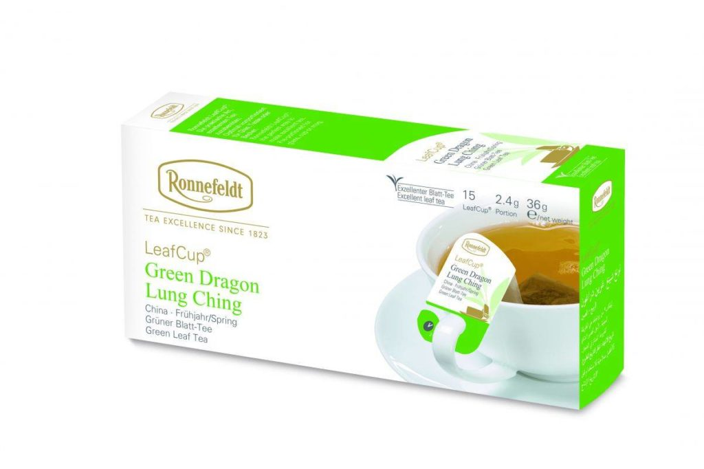 Чай Ronnefeldt Зеленый Дракон