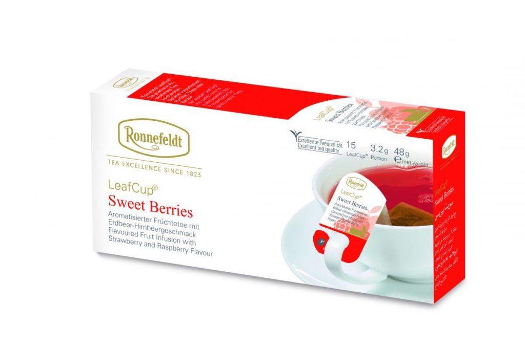 Чай Ronnefeldt Сладкие Ягоды