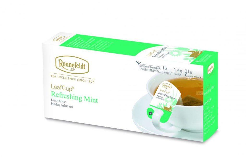 Чай Ronnefeldt Освежающая Мята