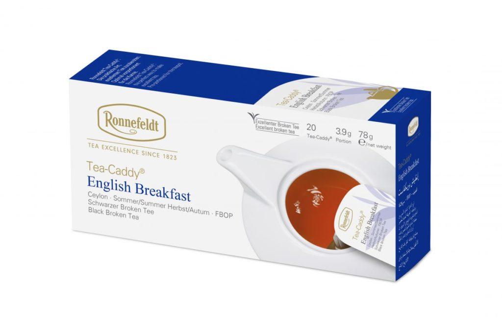 Чай Ronnefeldt Английский завтрак