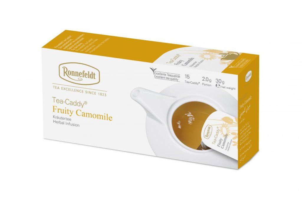 Чай Ronnefeldt Фруктовая Ромашка