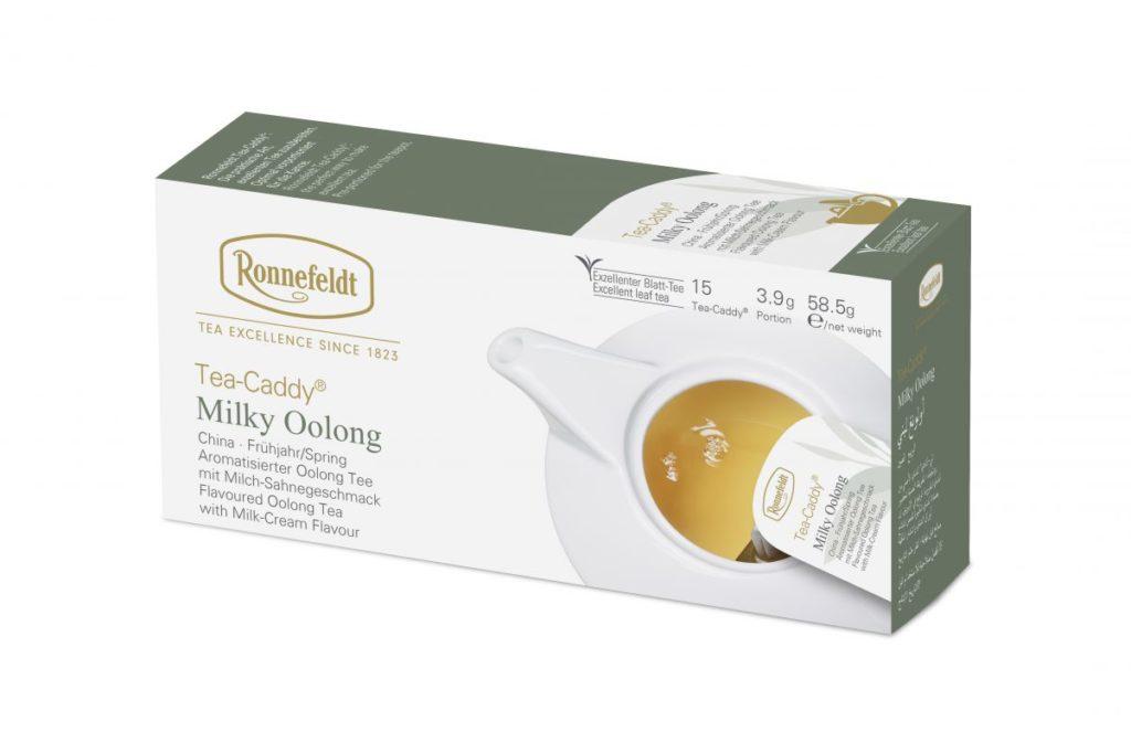 Чай Ronnefeldt Молочный Улун