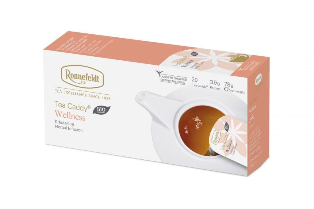 Чай Ronnefeldt Велнес