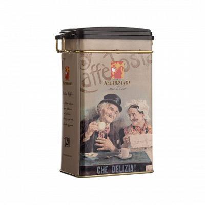 Кофе молотый Nero в подарочной упаковке Anniversario