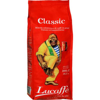 Кофе в зернах LUCAFFE Classic (1 кг)