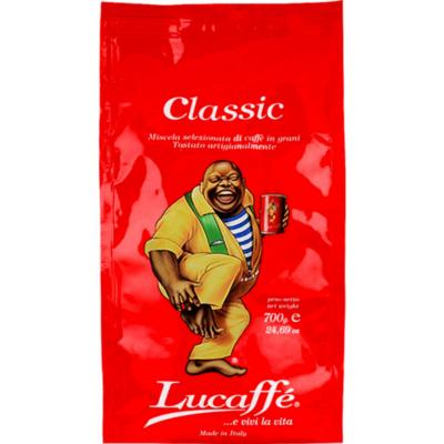 Кофе в зернах LUCAFFE Classic (700 гр)