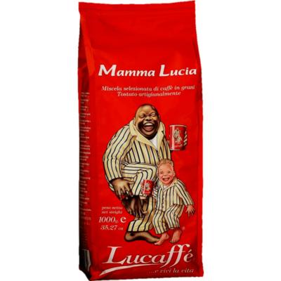 Кофе в зернах LUCAFFE Mamma Lucia(1 кг)