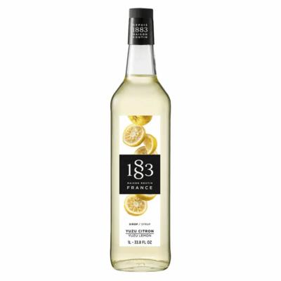 Сироп 1883 Maison Routin Юзу (японский лимон) (Yuzu Lemon)