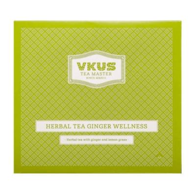 Травяной имбирный чай VKUS