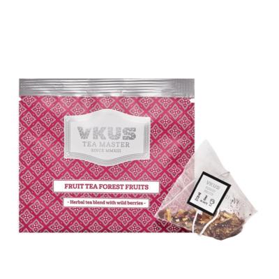 Фруктовый чай VKUS Лесные ягоды